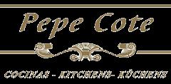Logo Pepe Cote Cocinas